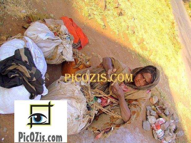 "VPE006201109 - Begging for money - 15x20cm (6x8"")"