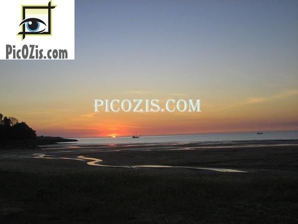 """VSU004201109 - Darwin Sunset 15x20cm (6x8"""")"""