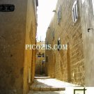 "VCI007201109 – Jaffa's streets photograph print – 28x35cm (11x14"")"
