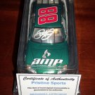 Dale Earnhardt Jr autographed 1:24 green National Guard car