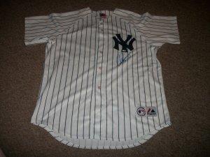 Alex Rodriguez autographed New York Yankees Jersey-Steiner COA