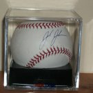Josh Johnson autographed official authentic baseball