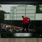Tiger Woods LE autographed 8x10 UDA photo