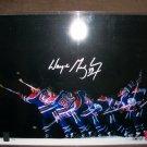"Wayne Gretzky autographed LE ""Slapshot"" 16 by 20 photo"