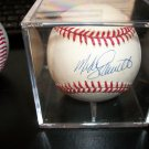Mike Schmidt autographed official authentic baseball