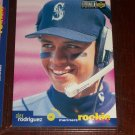 Alex Rodriguez 1995 Upper Deck- Rookie Class baseball card
