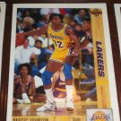Magic Johnson 91-92 Upper Deck basketball card