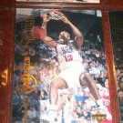 Shaquille O'neal 94-95 Upper Deck basketball card- USA Highlights