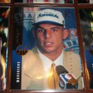 Jason Kidd 94-95 Upper Deck basketball card- Rookie Class