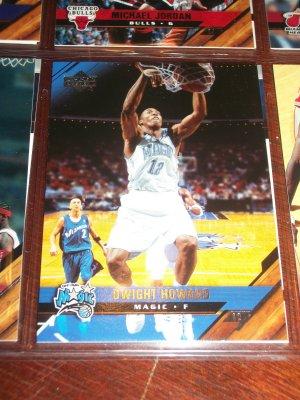 Dwight Howard 05-06 upper deck basketball card