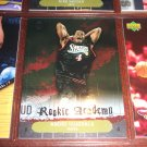 Andre Iguodala 04-05 upper deck basketball card- Rookie Academy Insert