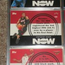 Dwyane Wade Topps 2007 Generation Now Basketball Insert Card