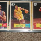 Kobe Bryant 2007 Topps 50th anniversary/2nd version