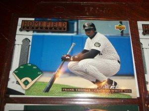 Frank Thomas 1994 Upper Deck-Home Field Advantage card
