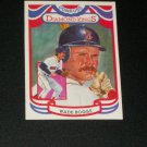Rare Wade Boggs 1983 Diamond Kings Donruss Baseball card