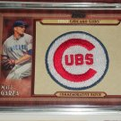 Matt Garza 2011 Topps RARE CUBS Throwback Manufactured Patch Card