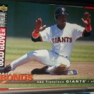 Barry Bonds 95 UD Collector's Choice Baseball Card- 5 Time Gold Glove