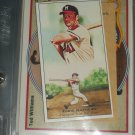 Eddie Mathews 2011 UD Champions of Games+Sports baseball card