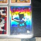 Hank Aaron 91 UD Heroes of Baseball Hologram RARE INSERT CARD