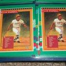 "Willie Stargell 1991 Donruss ""Hall of Fame Diamond King"" baseball card"