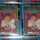 Stan Musial 1988 Donruss Baseball Card- Hall of Fame Diamond King