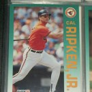 Cal Ripken jr 92 Fleer baseball card
