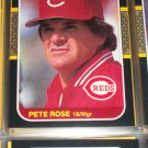 Pete Rose 87 Donruss baseball card