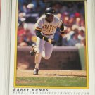 Barry Bonds 91 O-Pee-Chee baseball card