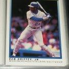 Ken Griffey jr 91 O-Pee-Chee baseball card
