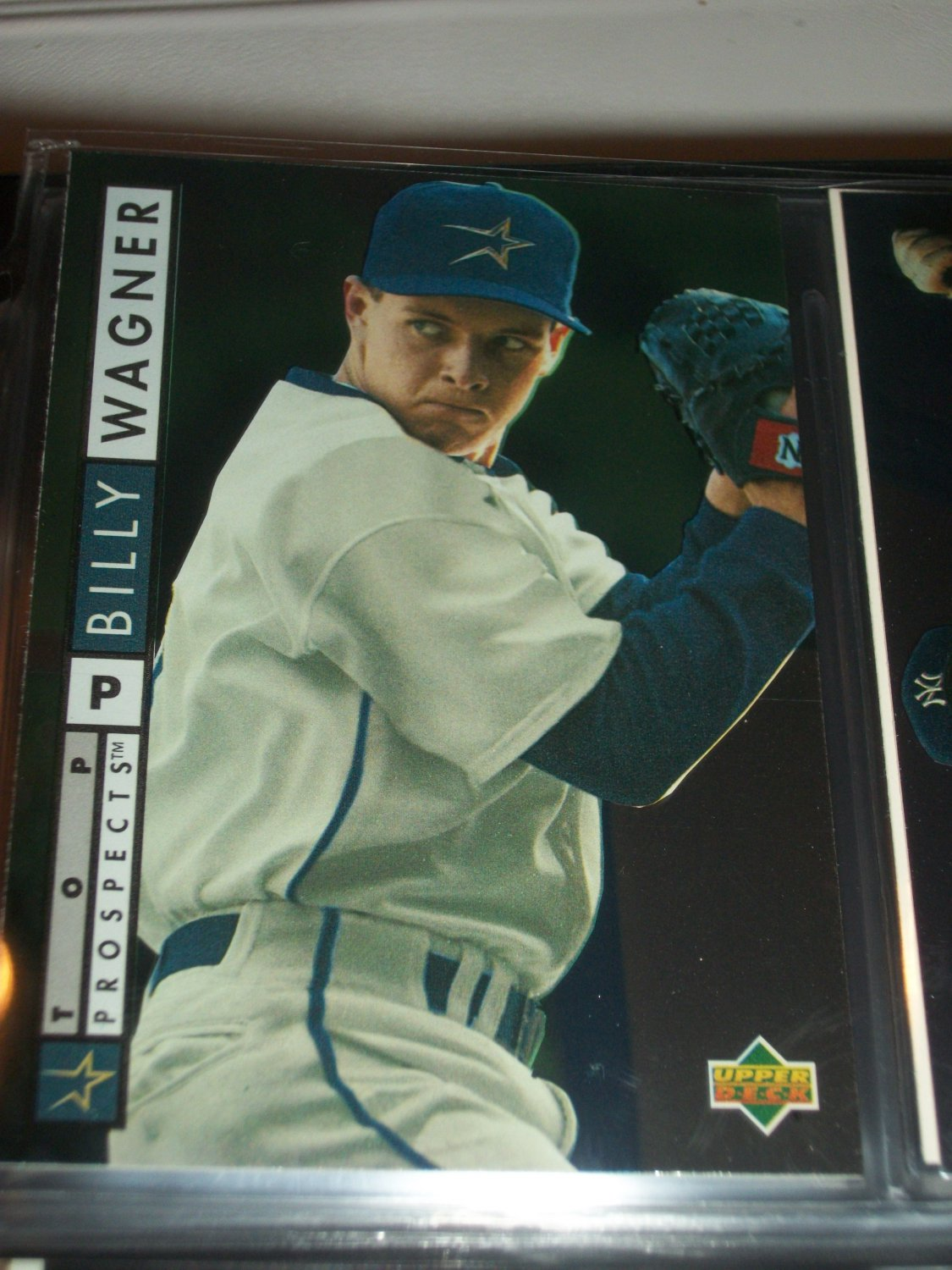 Billy Wagner 1994 Upper Deck- Top Prospects Rookie card