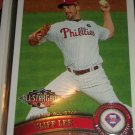 Cliff Lee 2011 Topps All-Star Game baseball card