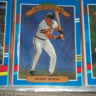 Barry Bonds 1991 Donruss Baseball card- Diamond Kings