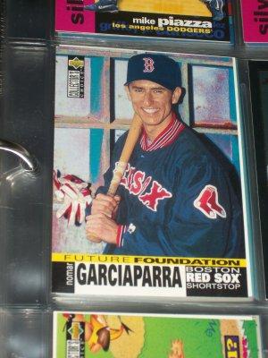 Nomar Garciaparra 95 Ud Collectors Choice Rare Rookie Card