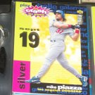 Mike Piazza 95 UD Collectors Choice You Make The Call- Silver Baseball Card