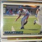Pedro Martinez 95 UD Baseball Card