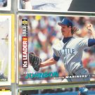 Randy Johnson 95 UD Collectors Choice 94 K's Leaders baseball card