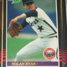 Nolan Ryan 85 Leaf baseball card