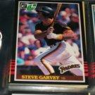Steve Garvey 85 leaf baseball card