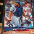 Ivan Rodriguez 93 Fleer Ultra baseball card