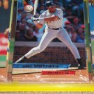 Gary Sheffield 93 fleer ultra baseball card