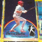 "Darren Daulton 93 fleer ultra ""Home Run King"" Baseball Card"