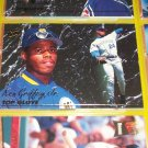 "Ken Griffey jr 93 Fleer Ultra RARE insert ""Top Glove"" baseball card"