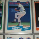 Nolan 1990 Fleer Baseball Card