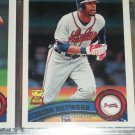 Jason Heyward 2011 Topps Baseball Card- Topps ALL-STAR ROOKIE