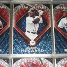 "Jason Heyward 2011 Topps ""Diamond Stars"" Baseball card"