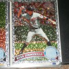 "Ryan Zimmerman 2011 Topps ""Diamond Anniversary"" baseball card"