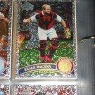 "Brian McCann 2011 Topps ""Diamond Anniversary"" baseball card"