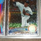 "Rick Porcello 2011 Topps ""Diamond Anniversary"" baseball card"