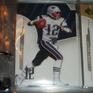 Tom Brady 2008 UD SP football card