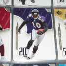 Ed Reed 2008 UD SP football card